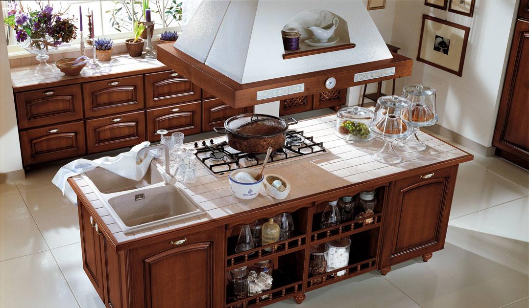 Custom Countertops - Italcraft Kitchens